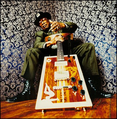 Bo Diddley: You Can't Juge A Book By The Cover